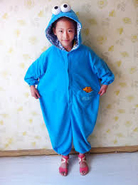 cookie monster and elmo halloween costumes aliexpress com buy children boy girls sesame street costume