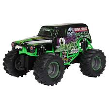grave digger monster truck fabric new bright 1 15 radio control monster jam truck zombie grave