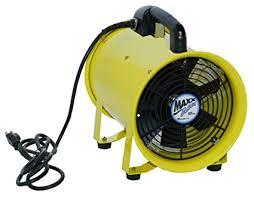 maxxair heavy duty 14 exhaust fan maxxair hvhf 12fan heavy duty 12 inch cylinder 900 cfm fan