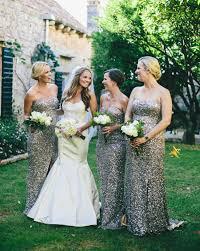 silver wedding dresses for brides silver sparkle bridesmaid dresses southbound