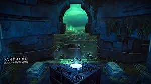 Destiny Maps Pantheon Destiny Wiki Fandom Powered By Wikia