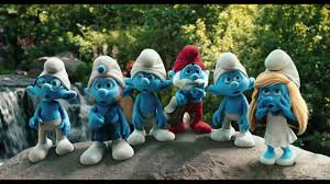 smurfs 2011 official movie trailer