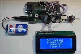 how to connect an lcd display to your arduino diy hacking