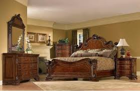 Classic Bedroom Sets Elegant Bedroom Furniture Sets King King Bedroom Set 21307ek 5set