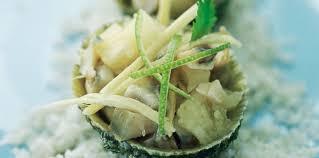 cuisiner les berniques tartare de bernique au gingembre et au citron vert facile recette