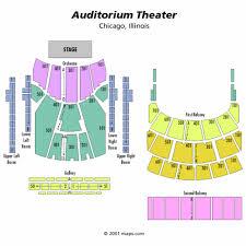 ryman seating map auditorium theatre il seating chart auditorium theatre il