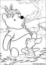 361 winnie pooh images coloring