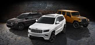 jeep reveals special edition altitude models for 2014 autoevolution