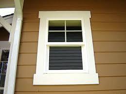 Interior Window Trims Exterior Window Trim Ideas For Stucco Saveemail Simple Window