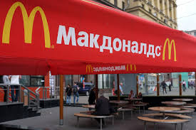 mcdonald s doesn t agree with russia restaurant closures time