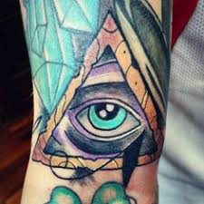 45 ancient eye of ra tattoos sun god horus