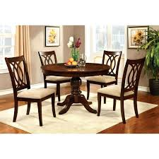 cherry dining room sets round cherry dining table with diamond inlay made in nc at 1stdibs