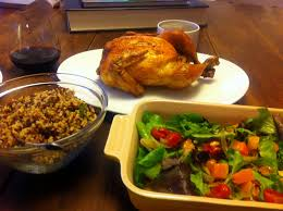 thanksgiving quinoa recipes red rice and quinoa salad with pistachios and craisins food comas