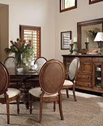 stanley pedestal dining table stanley furniture dining room set continuum 7 pc double pedestal