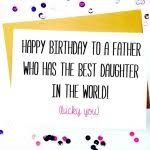 birthday card from daughter to father to dad from daughter etsy