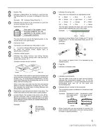 toyota camry 1994 xv10 4 g wiring diagrams workshop manual