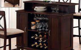 Wine Cabinet Furniture Refrigerator Bar Siena Wine Credenza Walnut With Wine Refrigerator Amazing