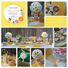 bee wedding theme fantastical wedding stylings