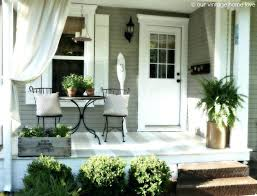 Outdoor Curtains Lowes Designs Porch Fascinating Outdoor Porch Curtains Design Ideas Outdoor