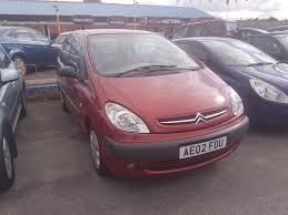 used citroen xsara picasso diesel for sale motors co uk