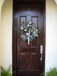 faux wood doors love paper paint make an entrance pinterest
