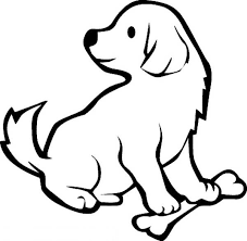 puppy dog coloring pages cute baby puppies coloring page free