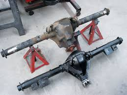 ford ranger rear axle the ford 8 8 mustang rear end rod