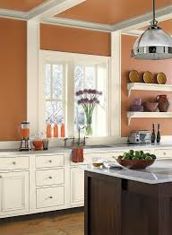 Kitchen Colour Ideas 2014 Kitchen Wall Colours Interesting Feature Wall With Just Paint