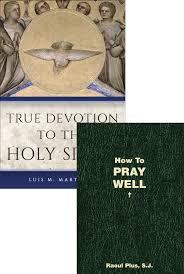 holy devotion true devotion to the holy spirit set institute press