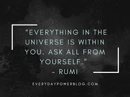 Quotes About Rumi Quotes From His Poems About And That Will Inspire You
