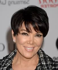 kris jenner hairstyle fade haircut