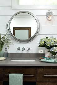 recessed porthole medicine cabinet porthole medicine cabinet porthole medicine cabinet bathroom rustic