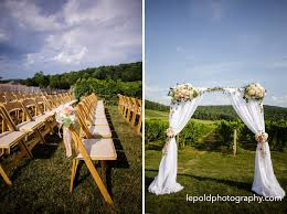 Michaels Wedding Arches Breaux Vineyards Wedding Pamela Lepold Photography
