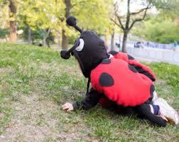 Ladybug Infant Halloween Costumes Lady Bug Costume Etsy