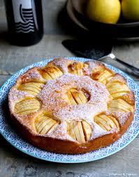 cuisine gateau aux pommes gâteau aux pommes