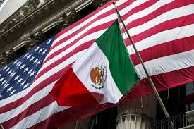 Flags Of The United States U S Mexican Relations
