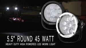 5 5 45w heavy duty high powered led work light