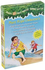 thanksgiving chapter books amazon com magic tree house volumes 25 28 boxed set