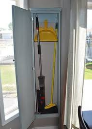 storage cabinets for mops and brooms where the heck do brooms go a diy broom closet build blog