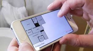 Completely Open Floor Plans by Roomscan Get A Floor Plan In Minutes Just By Walking Around The