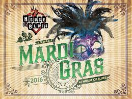 blue mardi gras mardi gras bash 2016 at house of blues 365 houston