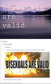Bi Sexual Memes - when there were two types of bisexual memes hilarious memes and lgbt