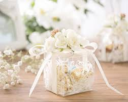 Flower Favors by Wedding Favor Etsy