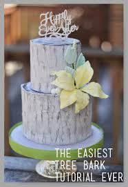 wedding cake tutorial tree bark tutorial within the most amazing along with