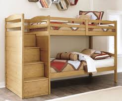 Bunk Bed With Steps Heartland Twin Over Bunk Beds With Storage Stairs U2014 Modern Storage