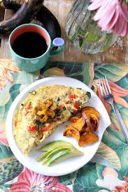 puerto rican omelette c it nutritionally