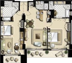 in suite floor plans floor plans the reef residences at atlantis