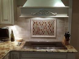 Kitchen Medallion Backsplash Strong Decor With Copper Backsplash Ideas Savary Homes