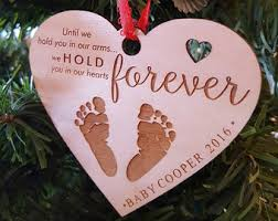 infant loss christmas ornaments personalized memorial christmas ornament engraved christmas