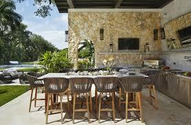 idee amenagement cuisine exterieure meuble cuisine extérieur idées et conseils rangement pratique